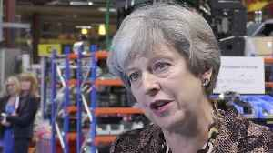 News video: Theresa May Seeks To Extend Brexit Transition Past December 2020