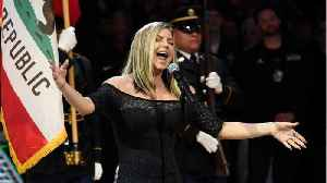 News video: Jimmy Kimmel Explains His Reaction to Fergie's National Anthem