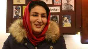 News video: Meet the Iranian woman who dresses as a man to attend football matches