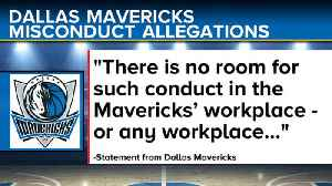 News video: Report reveals sexual misconduct allegations in Dallas Mavericks organization