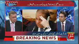 News video: Is Waqt Bhi Nawaz Sharif Faislay Karrahay Hain -Arif Nizami