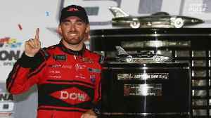 Will Austin Dillon ride Daytona 500 momentum into Atlanta?