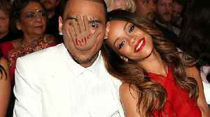 News video: B-Day Girl Rihanna Is NOT HAPPY Ex Chris Brown Wished Her A Happy Birthday