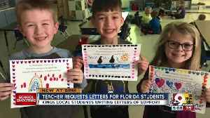 News video: Kids write cards, letters for Florida shooting victims