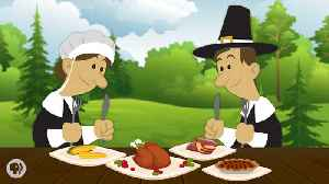 News video: S4 Ep11: The Surprising Origin of Thanksgiving Foods
