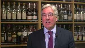 News video: Scottish whisky distillers see glass half full on Brexit