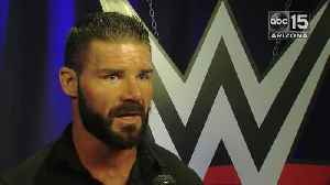 News video: WWE stars talk about Royal Rumble coming to Phoenix - ABC15 Sports