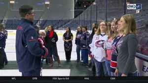 News video: Dave Maetzold goes in-depth on CBJ's Hockey 'N' Heels event