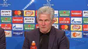 News video: Bayern coach delighted with 5-0 win over Besiktas in Champions League