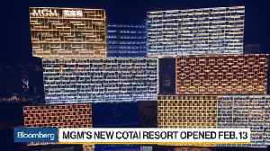 News video: Breaking Down MGM Resorts' Fourth-Quarter Results