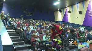 News video: Denver Bronco Treats Boys & Girls Club Children To Showing Of 'Black Panther'