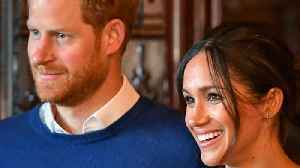 News video: Meghan Markle Is Planning an 'Intimate' Wedding to Prince Harry
