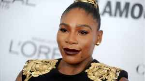 News video: Serena Williams Thanks Doctors For Getting Her Through Birthing Complications