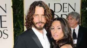 News video: Chris Cornell's Widow Opens Up About His Battle With Addiction
