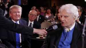 News video: How Billy Graham is Still Making an Impact Today