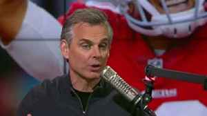 News video: Colin Cowherd: 'San Francisco... is in the NFC Championship next year'