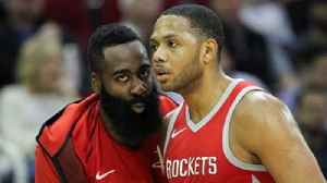 News video: Cris Carter reveals how Houston's role players position Rockets to knock off the Warriors