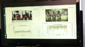 News video: AI software differentiates between extremist propaganda and news