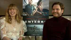 News video: Daniel Bruhl and Rosamund Pike are ready to challenge history