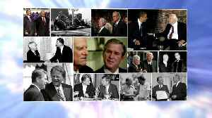 News video: Evangelist Billy Graham has died at the age of 99 | Special Report