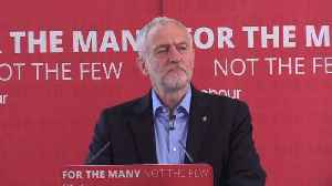 "News video: Jeremy Corbyn Says UK Is ""On The Road To Nowhere"" In Brexit Deal"