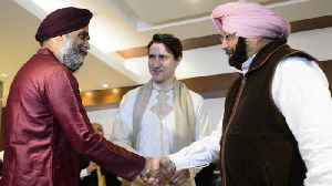 News video: Justin Trudeau repeats denial his cabinet has Sikh separatists