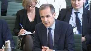 News video: BOE's Carney Says He Doesn't Commit to Precise Rate Path