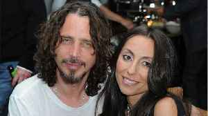 News video: Chris Cornell's Widow Says Addiction Led To Suicide