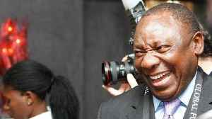 News video: South Africa's New President Debuts Budget, Tax Plans