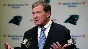 News video: Carolina Panthers Tab Marty Hurney as General Manager
