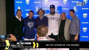 News video: Mark Loretta joins the Loose Cannons to talk Hosmer, the upcoming season