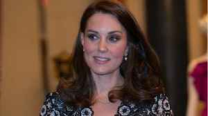News video: Kate Middleton Co-Hosts The Commonwealth Fashion Exchange at Buckingham Palace