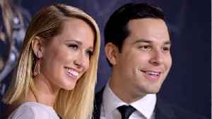News video: Anna Camp And Skylar Astin Reveal Their TV Obsession
