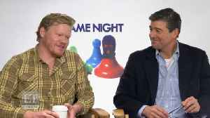 News video: Kyle Chandler And Jesse Plemons On 'Game Night'