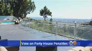 News video: City Council Approves Ordinance Increasing Punishment For LA Party Houses