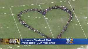 News video: Students Walk Out Across The Country