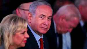News video: Confidant of Israel's Netanyahu turns state witness in corruption case: media
