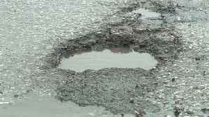 News video: Doctor Warns of Health Dangers Caused by Potholes