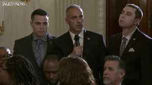 "News video: Father who lost daughter during Parkland shooting speaks at White House  ""listening session"""