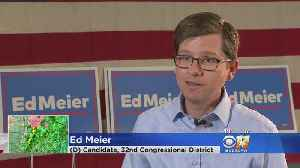 News video: Democrat Ed Meier Seeks To Unseat Congressman Pete Sessions