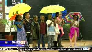 News video: Black History Month Program at Pass Road Elementary