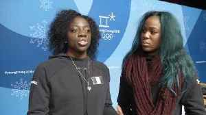 News video: Nigerian bobsleigh women proud of legacy they will leave behind
