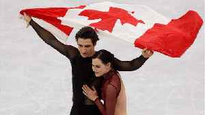 News video: Ice Dancers Tessa Virtue And Scott Moir Share 'Unique' Relationship
