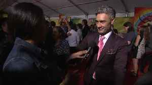 News video: Taika Waititi Made 'Thor: Ragnarok' More Difficult