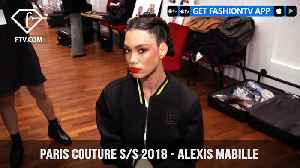News video: Paris Couture Fashion Week Spring/Summer 2018 -  First Look - Alexis Mabille | FashionTV | FTVNNER