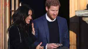 News video: Scotland Yard: Letter With White Powder Sent to Prince Harry and Meghan Markle