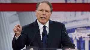 News video: NRA Chief Lashes Out At Anti-Gun Advocates