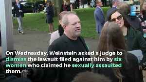 News video: Meryl Streep Rips Harvey Weinstein for Using Her Quotes in Court