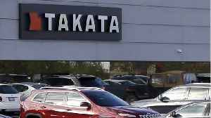 News video: Takata Agrees to Settle U.S. Probe Over Deadly Air Bags