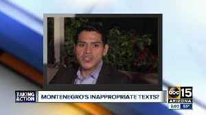 News video: Steve Montenegro calls accusations of inappropriate text messages 'false tabloid trash'